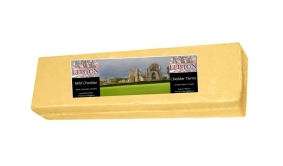 CHEDDAR TIERNO BLANCO LEISTON 2,5KG
