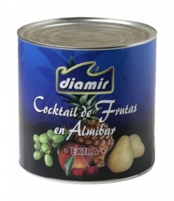 COCKTAIL 5 FRUTAS 3 KG DIAMIR