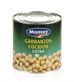 GARBANZO NATURAL EXTRA 3KG MONTEY