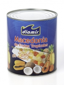 MACEDONIA FRUTAS TROPICAL 3,3KG DIAMIR